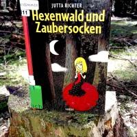 Jutta Richter + Jörg Mühle – Hexenwald und Zaubersocken (Eine Geschichte vom Glück)