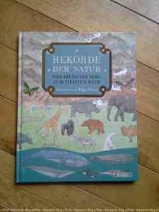 Page Tsou Rekorde der Natur 978-3-7913-7278-5 Prestel Verlag